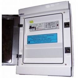 Szafa PTM-1-modułowa dla pompy 1-fazowej